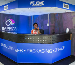 welcome to impress