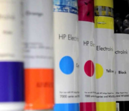 cmyk colours for hp